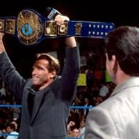 TODAY IN PRO WRESTLING HISTORY... NOV 11th: Schwarzenegger lays the Smack Down