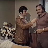KAYFABE THEATER: Ole Anderson talks about the injuries Gene suffered at the hands of Flair & Valentine