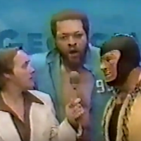 "KAYFABE THEATER: Ernie Ladd says his Masked Man is going to take care of ""Plenty Business"""