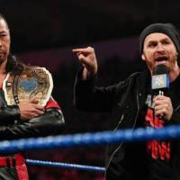 BLEACHER REPORT: Sami Zayn Has Turned Into Shinsuke Nakamura's WWE Savior