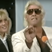 KAYFABE THEATER: Ric Flair & Baby Doll are Stylin' & Profilin'