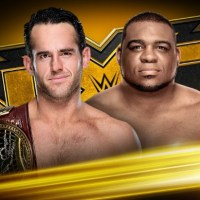NXT - 01.22.2020: Roderick Strong vs. Keith Lee | North American Championship Match