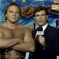 KAYFABE THEATER: Harley Race & Larry Zbyszko talk about their Showdown for the AWA World Title