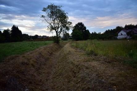 W-wa Jeziorki: First inklings of the end of summer in Jeziorki