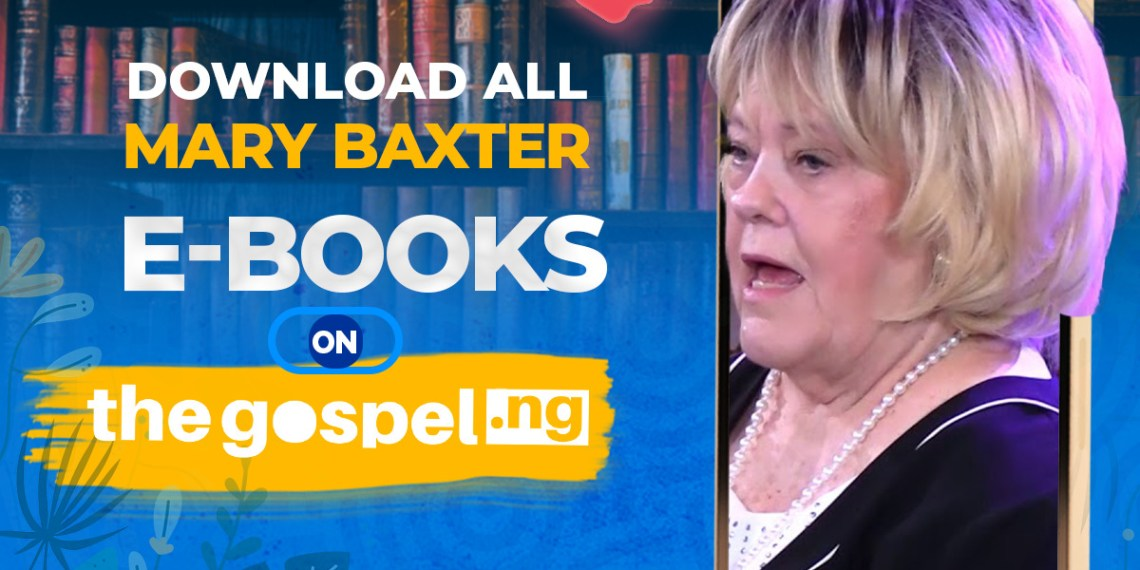Mary Baxter Books