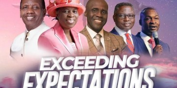 RCCG Annual Youth Convention