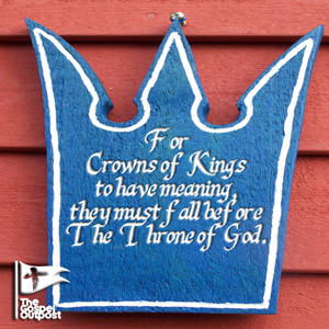 The Crown of Kings reigns over all