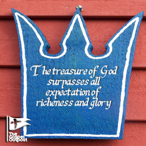 The treasure of God is greater