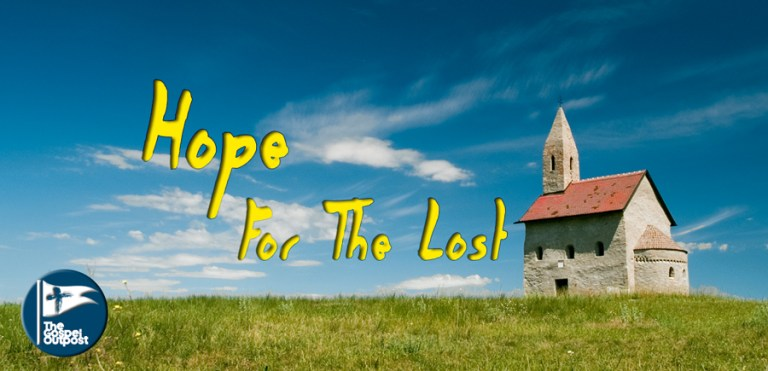 Hope For The Lost