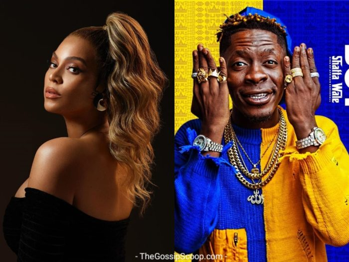 "Shatta Wale Might've Lied About Shooting ""Already"" Music Video With Beyoncé In The US"