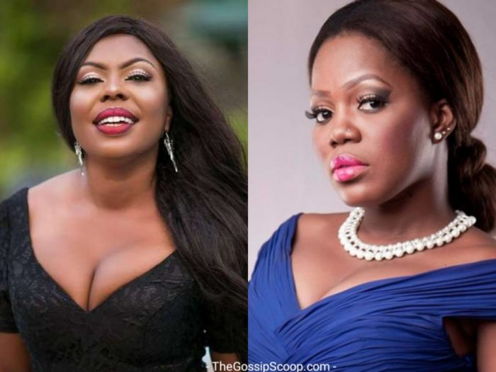 Coward Afia Schwar Has Deleted Her Posts About Mzbel From Instagram And Facebook