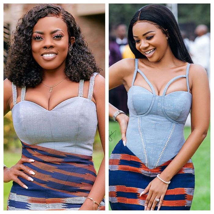 Best friend of Nana Aba Anamoah who took her to juju exposed and shamed