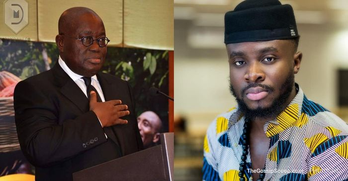Fuse ODG Believes He Can Be A Better President For Ghana Than Nana Addo