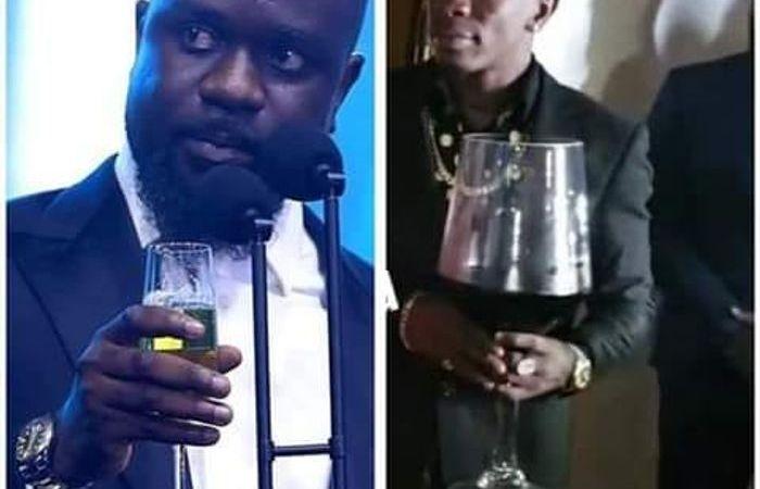 My Wine Glass Is Bigger Than Sarkodie's Glass - Shatta Wale