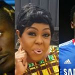 Asamoah Gyan And Michael Essien Are Illiterate Grown-up Men - Afia Schwar