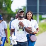 """Dead Movie Industry Forces Yvonne Nelson & Prince Davido Osei To Hit The Streets & Beg People To Attend """"Fix Us"""" Movie Premiere"""