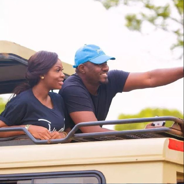 John Dumelo's Wife Says She's Marrying A Second Husband After His Polyandry Comment