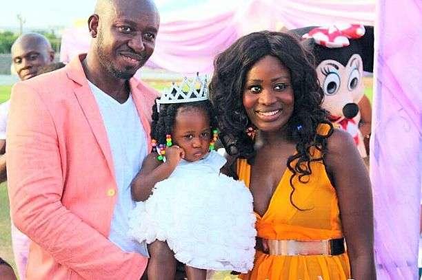 Actress Nana Akua Addo 'Prodigal' Husband Gifts Her A Range Rover Car