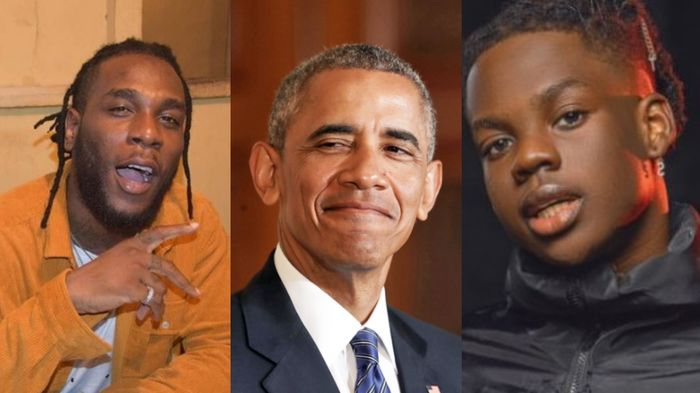 President Obama Snubs Top Ghanaian Artistes; Lists Songs By Burna Boy & Rema As His Favourite Songs Of 2019
