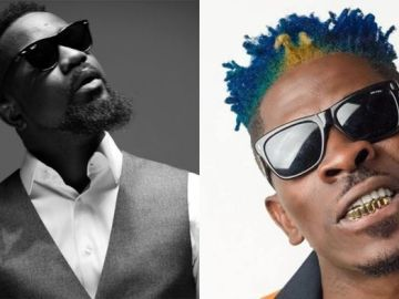 Shatta Wale Will Attend Sarkodie's 2019 Rapperholic Concert