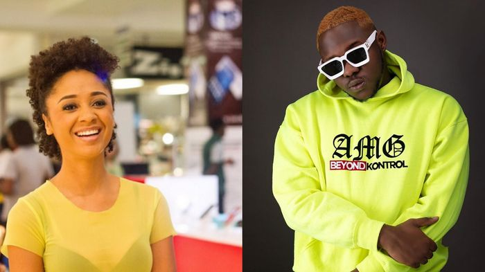Sister Derby Says Medikal Baths Once A Day; Could It Be That Medikal Is Indeed A Sakawa Don?