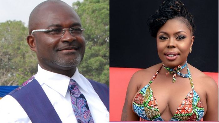 Afia Schwar Agrees With Kennedy Agyapong For The First Time On Ghana's Girls Prefect Pimping Slay Queens