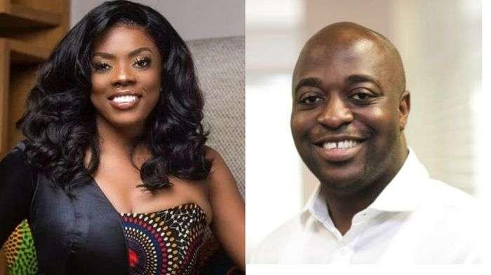 Nana Aba Anamoah Allegedly Dating Kofi Amoah-Abban; The Rich Man Behind Shatta Wale & Stonebwoy's Unity