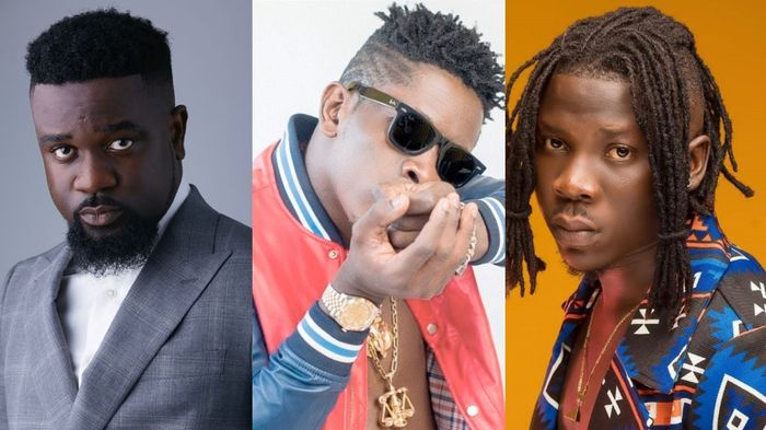 3Music Awards 2020: Full List Of Nominees; As Usual, It's All About Sarkodie, Shatta Wale & Stonebwoy