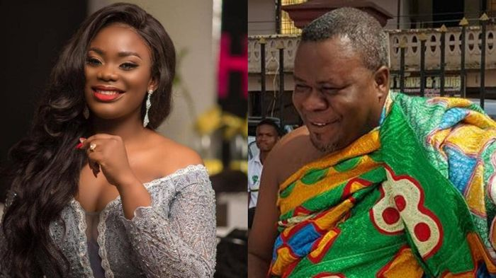 Dr Kwaku Oteng's 4th Wife, Akua GMB, Reveals Why She Snubbed All The Young Men & Accepted His Proposal