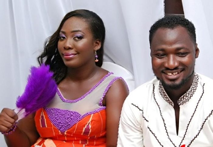 Funny Face Mocks Ex-wife, Nana Adwoa, In His Love Letter To Her
