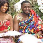 Stunning Photos Of Kennedy Asante Osei And Bride, Tracy, Go Viral On The Internet