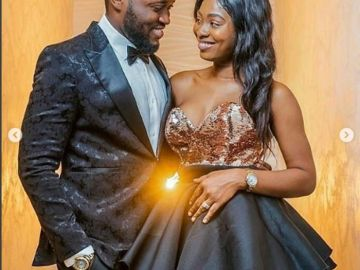 Stunning Pre-wedding Photos Of Despite's Son, Kennedy & Tracy Go Viral