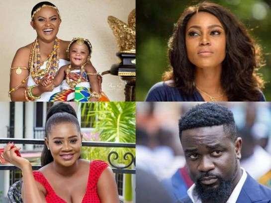 6 Ghanaian Celebrities Suffering From Mental Illness According to Nana Aba Anamoah