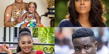 6 Ghanaian Celebrities Suffering From Mental Illness According to Nana Aba Anamoah