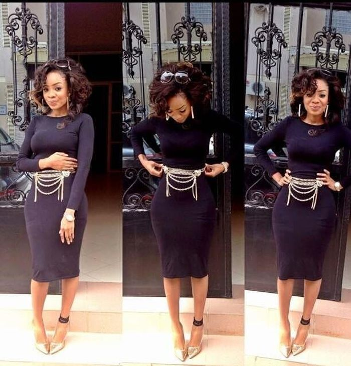 From Grass To Grace: Check Out These Throwback Photos Of Serwaa Amihere