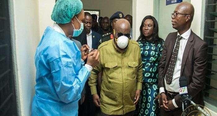 Ghana's Coronavirus Cases Jumps From 68 to 132