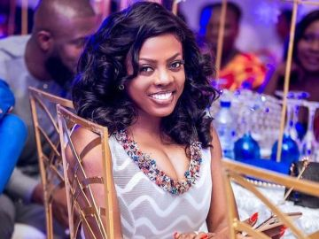 Nana Aba Anamoah Is Not General Manager Of GhOne TV - Full Gist