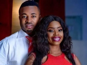 Tears Flow As Newly Married Couple Expecting Their First Child Die In A Gas Explosion In Nigeria