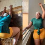 Abena Korkor Addo Splashes Instagram With Irresistible Photos Capable Of Trapping Even The Eunuchs