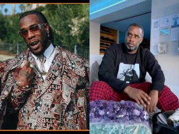 Burna Boy Tells Diddy That Lockdown In Nigeria Came With No Benefits