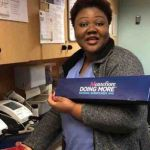 Tears Flow As Another Beautiful Ghanaian Nurse Dies Of Coronavirus In The United States
