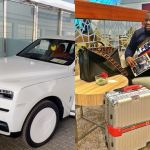 Hushpuppi Acquires 2020 Rolls Royce Cullinan Worth A Whopping $325,000