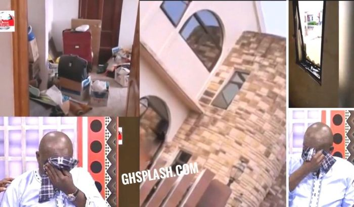 Gunmen Visit Kennedy Agyapong In His Tema Mansion & Nearly Killed Him