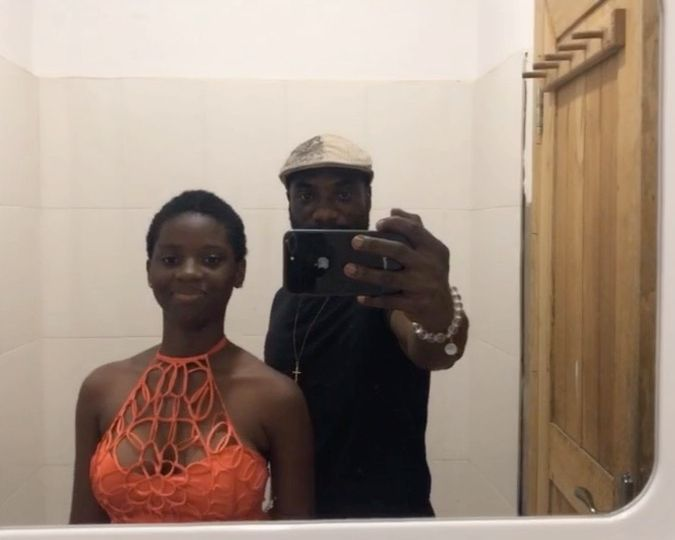 God Has A Way Of Punishing Cheaters & Womanisers; Check Out Kwabena Kwabena's Pretty Teenage Daughter
