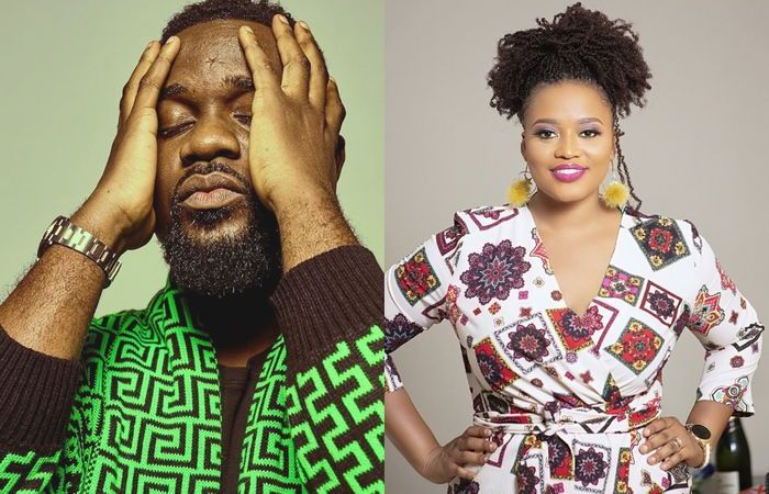 VIDEO: Sarkodie Expresses Disappointment In TV3's MzGee For Asking Same Old Boring Questions