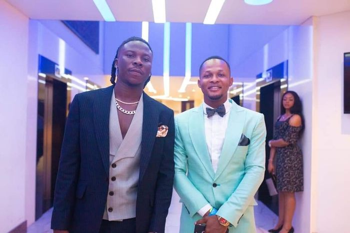 Stonebwoy Reportedly Sacks His New Manager/Personal Assistance, Wisdom Edward Dzotsi 9 Months After Firing Blakk Cedi