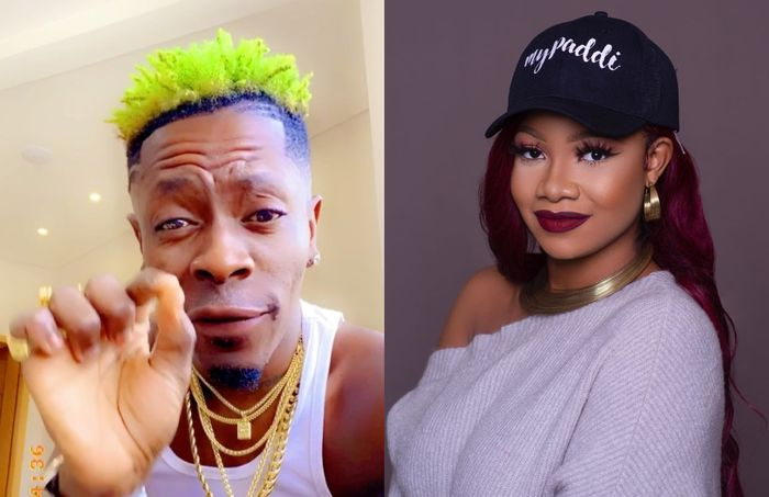 Shatta Wale And Nigeria's Tacha Are Now Dating?