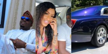 Juliet Ibrahim Reportedly In A Romantic Relationship With Nigerian Estate Mogul, Sijibomi Ogundele