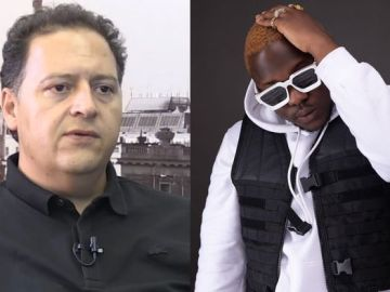 Drug Lord, Pablo Escobar's Son, Juan Pablo Invites Medikal To Colombia For A Business Meeting