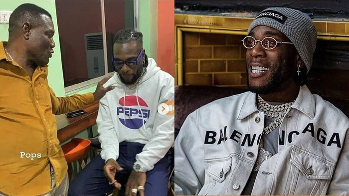 Burna Boy And His Father Arrested For Making Too Much Noise In A House They've Not Finished Paying For